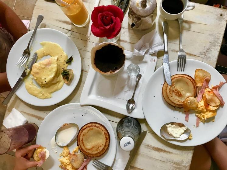 Breakfast at Mila Vargas