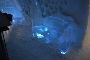 Ice couch